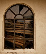 Old Window Photos - Mote In The Eye by Odd Jeppesen