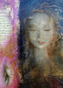Astratto Mixed Media - Mother and Child Reunion by Anahi DeCanio