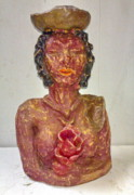 Terra Sculptures - Mother by Lorna Diwata Fernandez