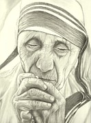 Heidi  Kriel - Mother Teresa