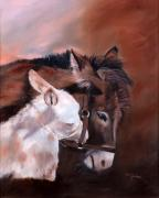 Donkey Originals - Motherly Love by Jan Holman