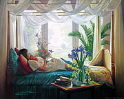 Bedroom Art - Mothers Love by Greg Olsen