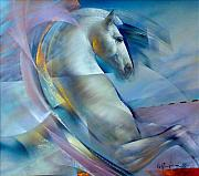 Horse Art - Motion by Ivailo Petrov