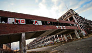 Wrecking Ball Digital Art Originals - Motor City Industrial Park The Detroit Packard Plant by Gordon Dean II