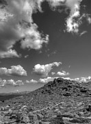 Mount Evans Framed Prints - Mount Evans peaks Framed Print by David Bearden