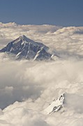 Mountain Climbing Prints - Mount Everest Print by Photo 24