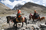 Tibet Originals - Mount Kailash by Mohan Das