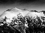 Mountain Peaks Prints - Mount Ruth in the Washington Cascade Mountains Print by Brendan Reals