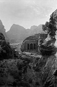 1920s Candid Framed Prints - Mount Sinai, Trans-jordan. Petra Framed Print by Everett