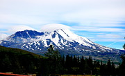 Natural Forces Originals - Mount St.Helens 6 by Tanya  Searcy
