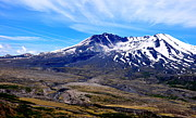 Natural Forces Originals - Mount St.Helens by Tanya  Searcy