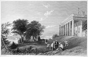 1839 Photos - Mount Vernon, 1839 by Granger