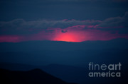 Alpine Zone Photos - Mount Washington Dusk - White Mountains New Hampshire USA by Erin Paul Donovan