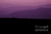 Mount Washington New Hampshire - Auto Road Print by Erin Paul Donovan