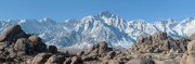 Mount Whitney Posters - Mount Whitney Poster by Gary Zuercher
