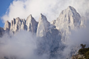Mount Whitney Print by Greg Clure