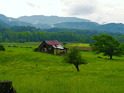 Pigeon Forge Photos - Mountain Barn by Utopia Concepts