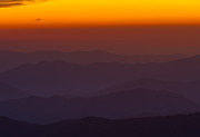 Great Photo Originals - Mountain Sunset by Steve Gadomski