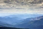 Mountain View, Usa Print by Bob Gibbons