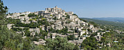 Provence Village Framed Prints - Mountain Village In South Of France Framed Print by Greg Dale