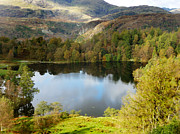 Coniston Art - Mountain waters by Peter Jenkins