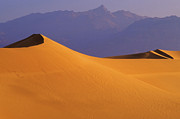 Death Valley Dunes. The Race Track Posters - Mountains Of Sand Poster by Bob Christopher