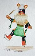 Kachina Posters - Mouse Poster by Mary Rogers