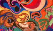 Movement Print by Damion Powell