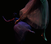 Tutus Digital Art - Movement of  Ballet by Reb Frost