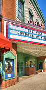 Shows Prints - Movie Theater I Print by Steven Ainsworth