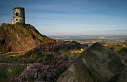 Mow Prints - Mow Cop Folly Print by Wayne Molyneux