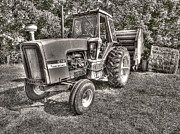 Mechanics Photo Originals - Mowing by William Fields