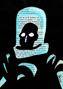 Batman Drawings - Mr Freeze by Jera Sky