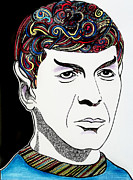 Ben Gormley - Mr Spock
