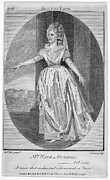 Octavia Framed Prints - Mrs. Ward (1777-1794) Framed Print by Granger