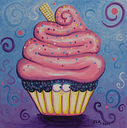 Jennifer Alvarez - Ms. Pink Cupcake