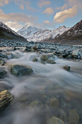 Mt Cook Stream Print by Sven Klerkx