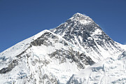 Natural Landmark Prints - Mt. Everest Print by Pal Teravagimov Photography
