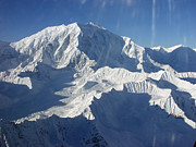 Technical Photo Originals - Mt Foraker by David Martin