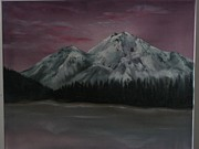 Shawn Cooper - Mt Shasta