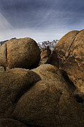 Mount Whitney Photos - Mt Whitney Boulders by Joe  Palermo
