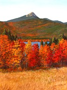 Jack Skinner Art - Mt.Chocorua by Jack Skinner
