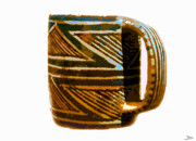 Anasazi Framed Prints - Mug of the Anasazi Framed Print by David Lee Thompson