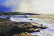 County Clare Framed Prints - Mullaghmore, Co Sligo, Ireland Framed Print by The Irish Image Collection