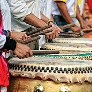 Music Art - Multicultural Malaysian Hand Drums by Manan Din
