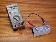 Electrical Potential Prints - Multimeter Print by Andrew Lambert Photography