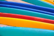 Sports Art Art - Multitude Of Surfboards by Vince Cavataio - Printscapes