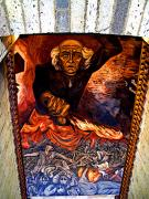 Olden Mexico - Mural Miguel Hidalgo by...
