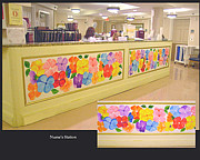 Donna La Placa - Mural Nurse Station