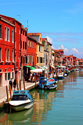 Murano, Italy Print by Annhfhung
